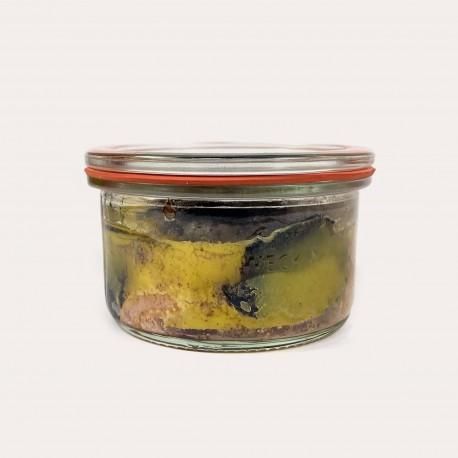 Foie Gras de Canard Entier Truffé 3% 100g