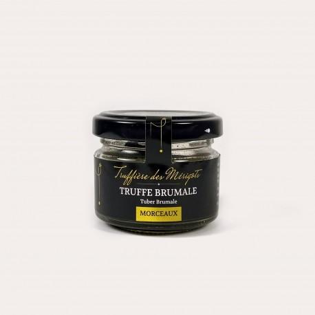 Truffes Brumales Morceaux 1ère ébullition 20gr
