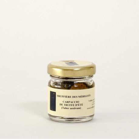 Carpaccio de truffe d'été 25g